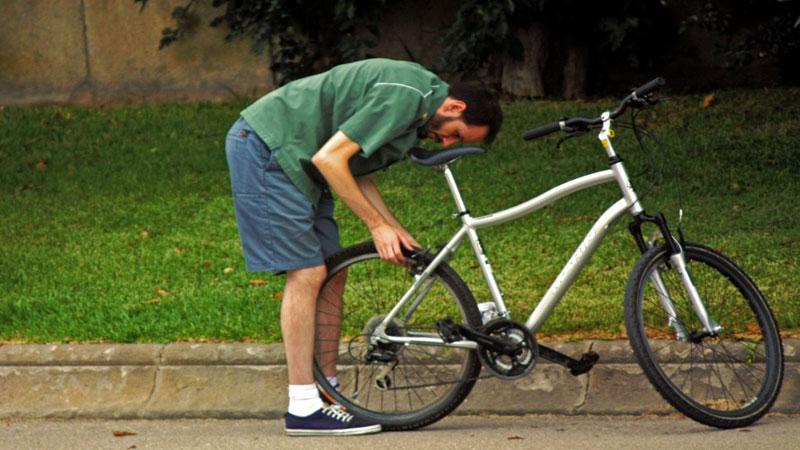bici e manutenzione