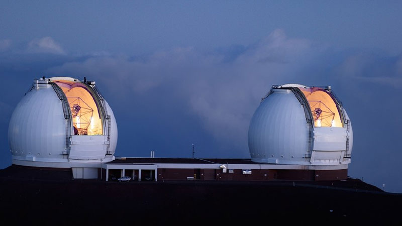mitico telescopio